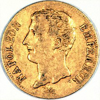 Napoleon Bonaparte French Coins