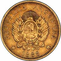 Argentinian Gold Coins