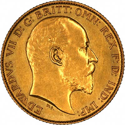 1902 British Coronation Gold Proof 11 Coin Set