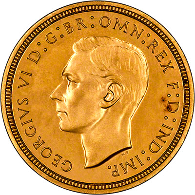 George VI Half Sovereigns