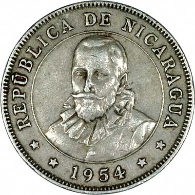 Nicaragua Gold Coins