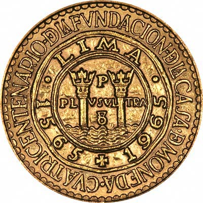 Peruvian Gold Coins Peru Chards Tax Free Gold