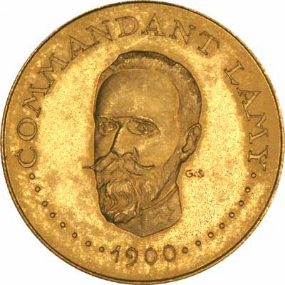 Chad Or Tchad Gold Coins