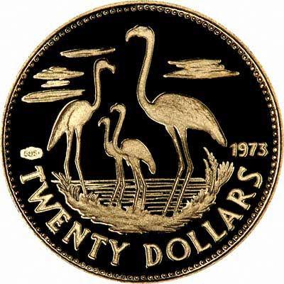 Bahamian Gold Coins Bahamas
