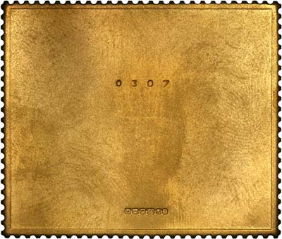 Gold Replica Stamps Gold Stamp Replica