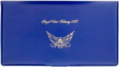 1975 Royal Vist $100 Gold Proof Coin in Presentation Sleeve