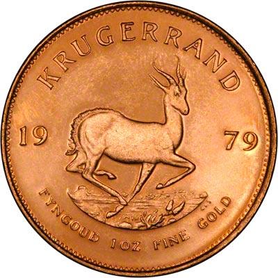 1979 Krugerrands