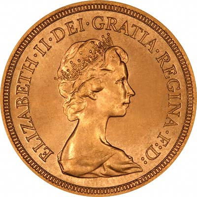 QEII Bullion Sovereign