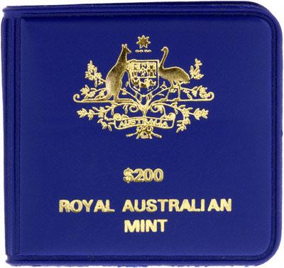 1980 Gold Koala 200 Coin