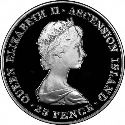 We Want to Buy Gold Coins of Ascension Island