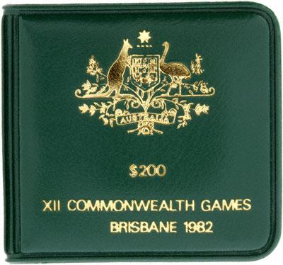 Two Hundred Dollars 1982, Coin from Australia - Online ...