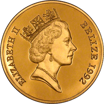 Fedex Box Prices >> Belize Gold Proof Coin Sets   Chards   Tax Free Gold