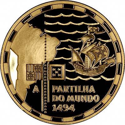 Portugal gold coins