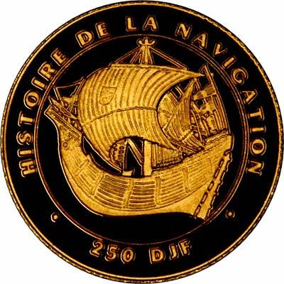 Djiboutian Gold Coins Djibouti