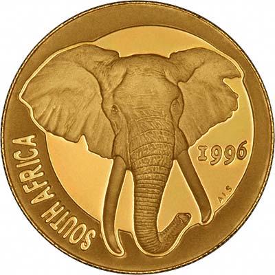 Fedex Box Prices >> 1996 Natura Gold Proof Set - Elephant   Chards   Tax Free Gold