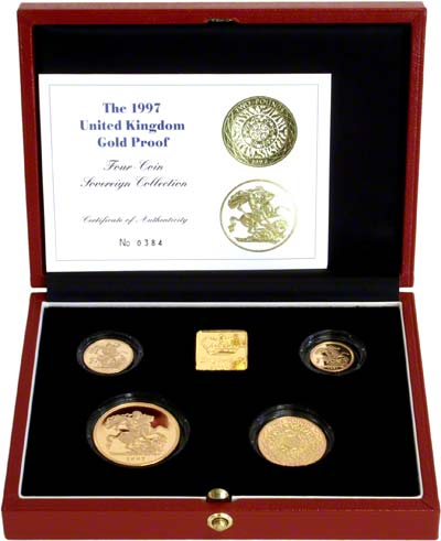 1997 Gold Coins For Sale Tax Free
