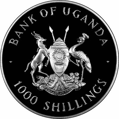 We Want to Buy Gold Coins of Uganda