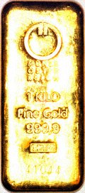 Austrian Mint 1 Kilo Gold Bar