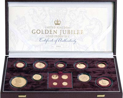 Golden Jubilee Gold Collection