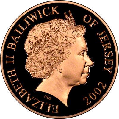 2002 golden jubilee 5 pound coin
