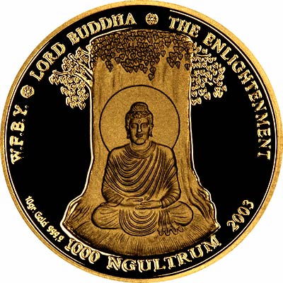 Reverse - Lord Buddha - The Enlightenment