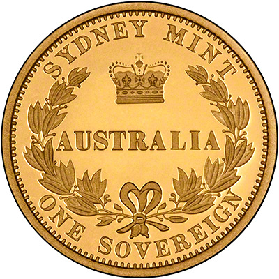 2005 Australian Gold Proof Sovereigns