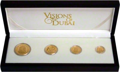 Dubai Gold Coins