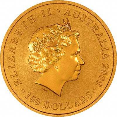 2008 Prestige Gold Proof Coin Set
