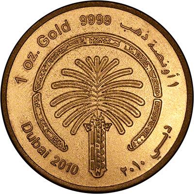 Dubai coin cryptocurrency value