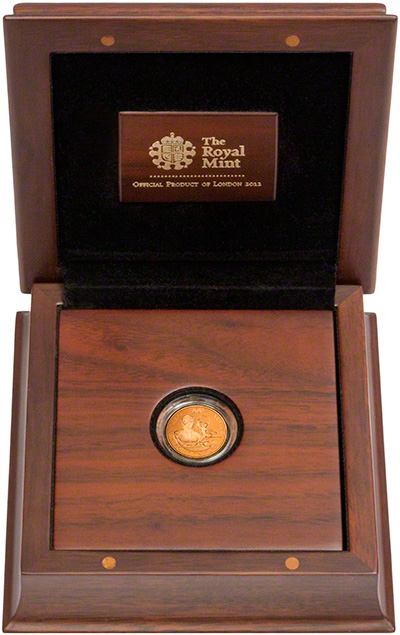 2011 Olympic Games 2012 Gold Proof Twenty Five Pounds in Presentation Box & 2012 London Olympic Games Gold Proof Coins Aboutintivar.Com