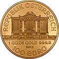 Buy Austrian Philharmoniker Gold Coins