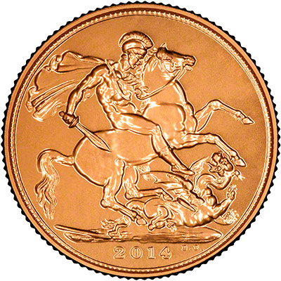 Reverse of 2014 Sovereign