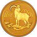 2015 Perth Mint Year of the Goat