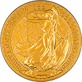 One Ounce Gold Britannia