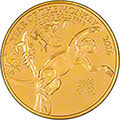 Royal Mint Year of the Monkey Gold Coin