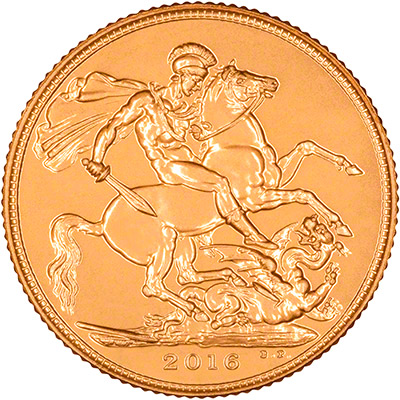 Reverse of 2016 Sovereign
