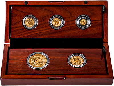 2017 proof sovereign inPresentation Box
