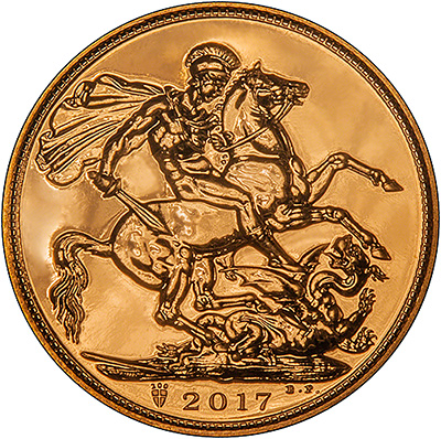 Reverse of 2017 Sovereign