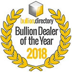 UK Bullion Dealer of the Year 2018