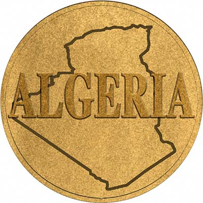 We Want to Buy Gold Coins of Algeria