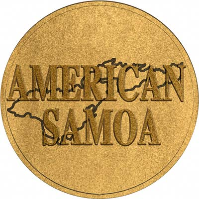 We Want to Buy Gold Coins of American Samoa