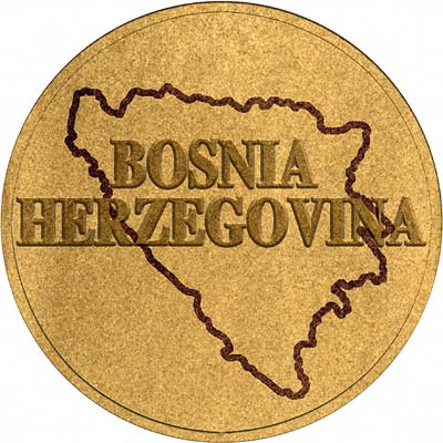 We Want to Buy Gold Coins of Bosnia Herzegovina