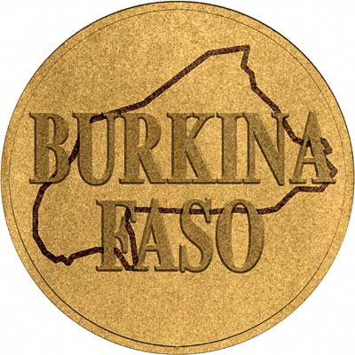 We Want to Buy Gold Coins of Burkina Faso