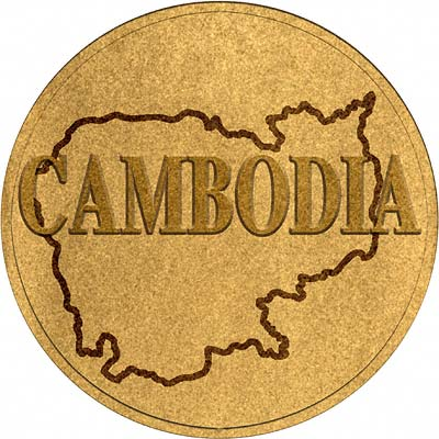 We Want to Buy Gold Coins of Cambodia