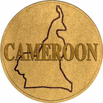 We Want to Buy Gold Coins of Cameroon