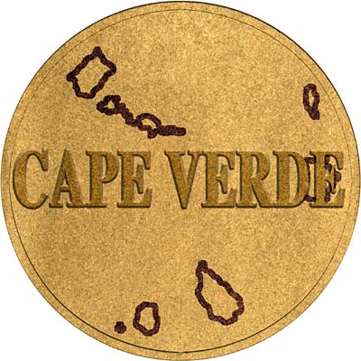 We Want to Buy Gold Coins of Cape Verde