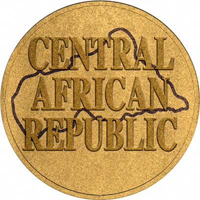 We Want to Buy Gold Coins of Central African Republic
