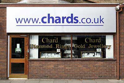 chard 1964 Ltd. Our Office And Showroom