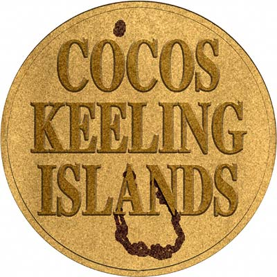 We Want to Buy Gold Coins of Cocos Keeling Islands