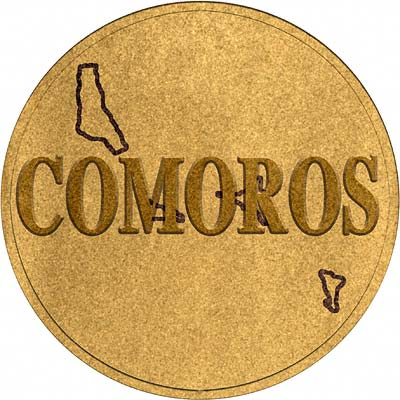 We Want to Buy Gold Coins of Comoros